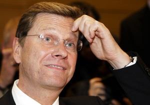Глава МИД Германии призвал власти Украины обеспечить Тимошенко надлежащее лечение