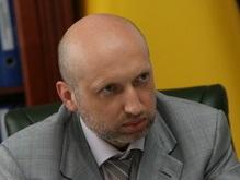 Турчинов предложил уволить губернаторов пострадавших от паводка областей