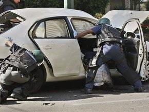 СМИ: Жертвой взрыва в Тель-Авиве стал местный мафиози