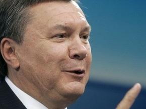 Янукович: Запретить говорить на русском языке - нереально