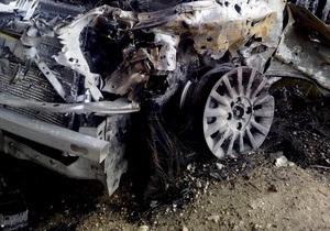 Крупная автоавария в ЮАР: 26 жертв