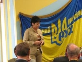 СБУ рассекретила документы КГБ о Народном рухе Украины