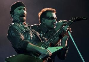 Группа U2 посвятила песню Эми Уайнхаус
