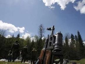 Пограничники РФ в Абхазии приступают к охране границ в полном объеме
