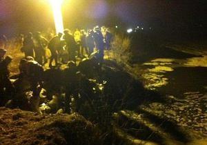 СМИ: Работники станции в Бортничах в течение четырех часов пытались самостоятельно ликвидировать прорыв