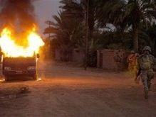 Террорист-смертник подорвал автомобиль в Ираке: погибли  пять полицейских