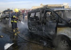 Очередная серия антишиитских терактов в Ираке унесла жизни 50 человек