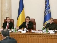 Ющенко, Тимошенко и Яценюк подписали заявление о НАТО