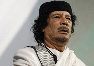 Каддафи обвиняет НАТО в охоте за своим близким соратником