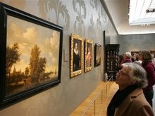 Обнаружена часть картин, украденных из Уманского музея