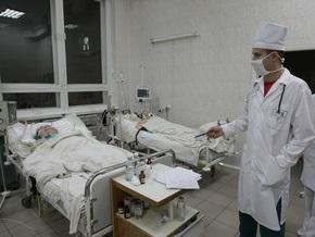 От гриппа умер мужчина в Донецкой области