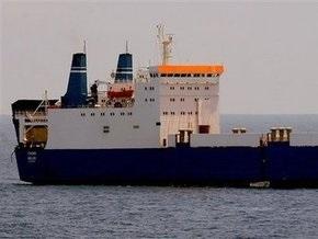 Сомалийские пираты, захватившие украинское судно, выдвинули новые требования