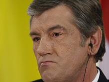 Ющенко подписал указ о целевом плане Украина-НАТО