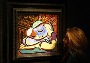 Любовницы Пикассо проданы на аукционе за $67 млн