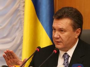 Янукович решил идти на президентские выборы
