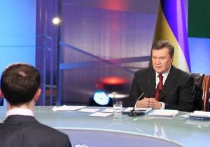 Янукович пообещал, что план развития Киева утвердят в ближайшее время