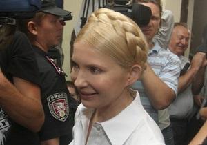 Тимошенко пригрозила Кирееву СИЗО: Вас будут содержать вместе с тараканами