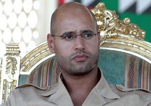 Сын Каддафи готов доказать свою невиновность в военных преступлениях