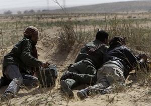 На границе с Ливией армия Туниса вступила в бой с неизвестными формированиями