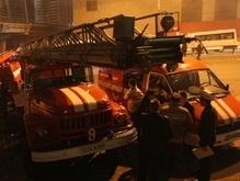 Пожар в центре Киева локализован. Жертв и пострадавших нет