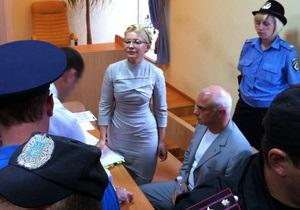 FT: Арест Тимошенко - плохо для Украины