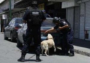 Власти Мексики не могут справиться с волной насилия: за четыре года жертвами нарковойны стали 28 тыс.человек