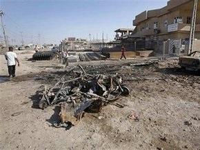 Очередной взрыв в Багдаде: двое погибших, 17 раненых
