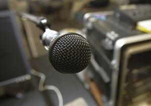 В Житомире кандидата не пустили в прямой эфир на радио