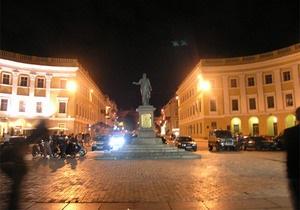 В 2012 году Одессу посетили более миллиона туристов