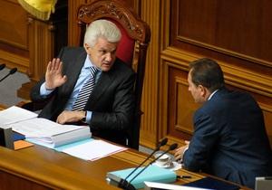Скандал вокруг пленок Забзалюка: партии Тимошенко и Литвина обменялись резкими заявлениями