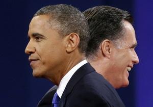 Выборы в США: Обама и Ромни выходят на финишную прямую