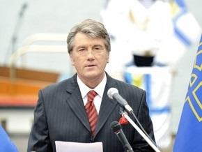 Москва назвала  полным безумием  заявление Ющенко о российских проектах в Крыму