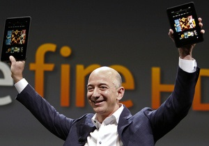 Стартовали международные продажи Kindle Fire HD