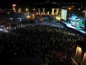 В Крыму состоялось официальное закрытие 17-го КаZантипа