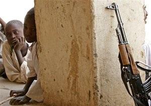 Судан - захватили вертолет - Дарфур - В Судане повстанцы захватили украинский экипаж вертолета