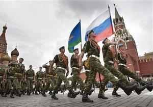 Генштаб РФ исключил возможность участия России в операции против сил Каддафи