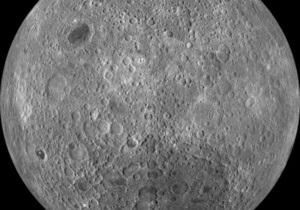 В Сети появилась самая подробная фотография обратной стороны Луны