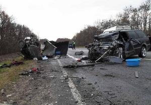 В ДТП в Черновицкой области погибли двое граждан Румынии