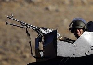 Турецкая артиллерия обстреляла один из районов на севере Ирака