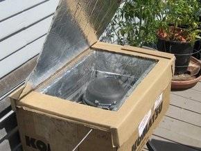 Печь из картонных коробок выиграла экологический конкурс Financial Times