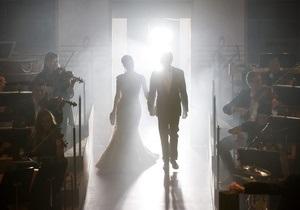 В Москве состоялось более тысячи шуточных свадеб