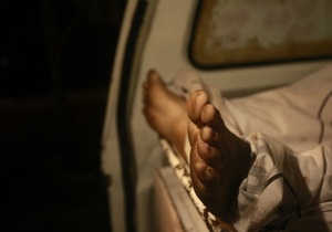 В Крыму в поле обнаружены тела трех бездомных