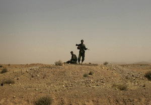 Грузия планирует увеличение военного контингента в Афганистане