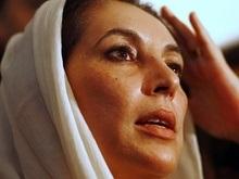 МВД Пакистана: К убийству Бхутто причастны Талибан и Аль-Каида