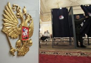 В России на одном из избирательных участков наблюдатели от оппозиции были удалены за нарушения