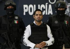 Лидер мексиканского наркокартеля получил пожизненный срок в США