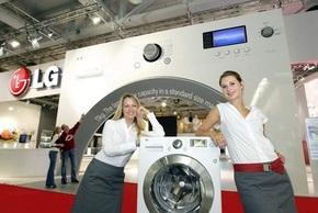LG демонстрирует технологическое лидерство в сегменте бытовой техники на выставке IFA – 2009 в Берлине