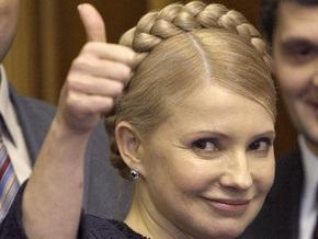 Тимошенко не даст  пальцем притронуться  к протестующим автомобилистам