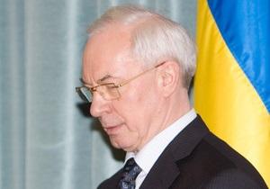 Азаров сравнил реформы Столыпина с реформами действующего правительства Украины