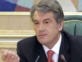 Ющенко не намерен приостанавливать действие Указа о роспуске парламента